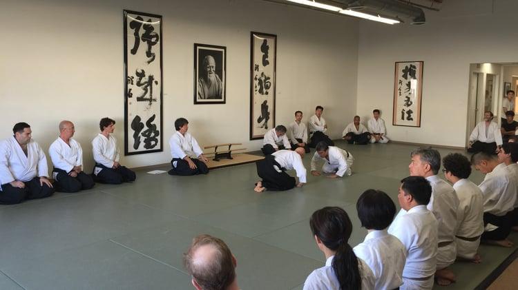 Test day at Ikazuchi 2013