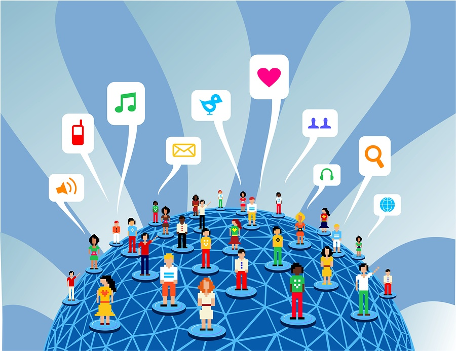 bigstock-Global-social-media-network-19957193